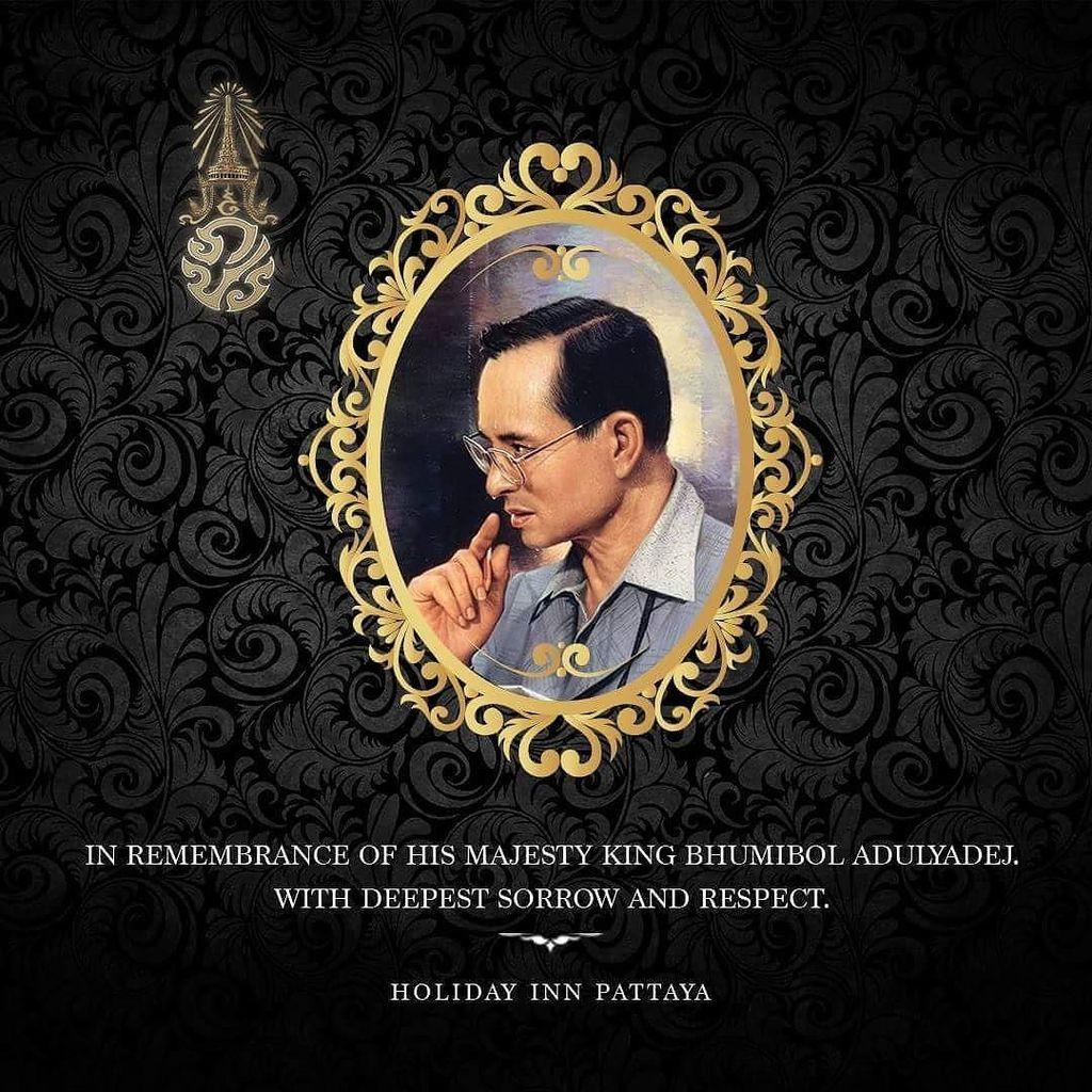 In Remembrance of His Majesty King Bhumibol Adulyadej 1927 – 2016  ธ สถิตในดวงใจนิรันดร์ น้อมสำนึกในพระมหากรุณาธิค… https://t.co/uVNKPbU3y1 https://t.co/FLqAuAxxHh