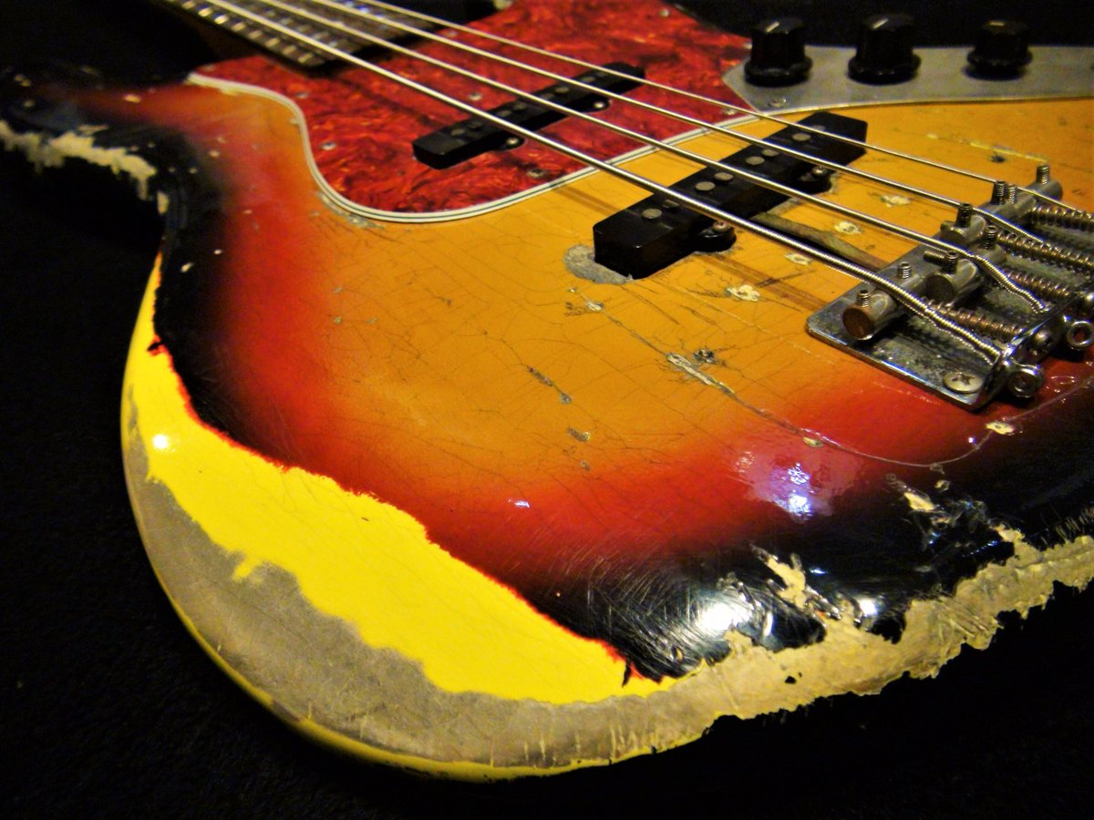 Jazz bass serial number