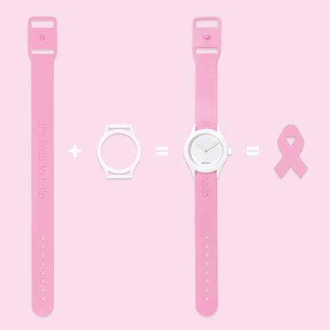 #fondazioneveronesi #obag #orologi #solidarietà #ricerca #donne #woman #medicina O Bag per Pink is Good it's time to help! <br>http://pic.twitter.com/swnzIXYFK4