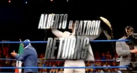 #GFW/#ImpactWrestling has announced that #AlbertoElPatron will be returning at #BFG<br>http://pic.twitter.com/qO1sVkdNE8