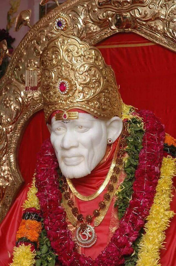 If you make me the sole object of your thoughts and aims, you will gain the supreme goal.#OmSaiRam 🙏✌️👉
