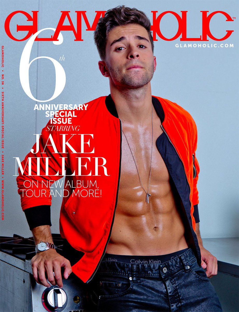 Of Glamoholic Magazine With Jakemiller On The Cover Articles First Look Jake Miller Pictwitter 4p4d9cmj9T