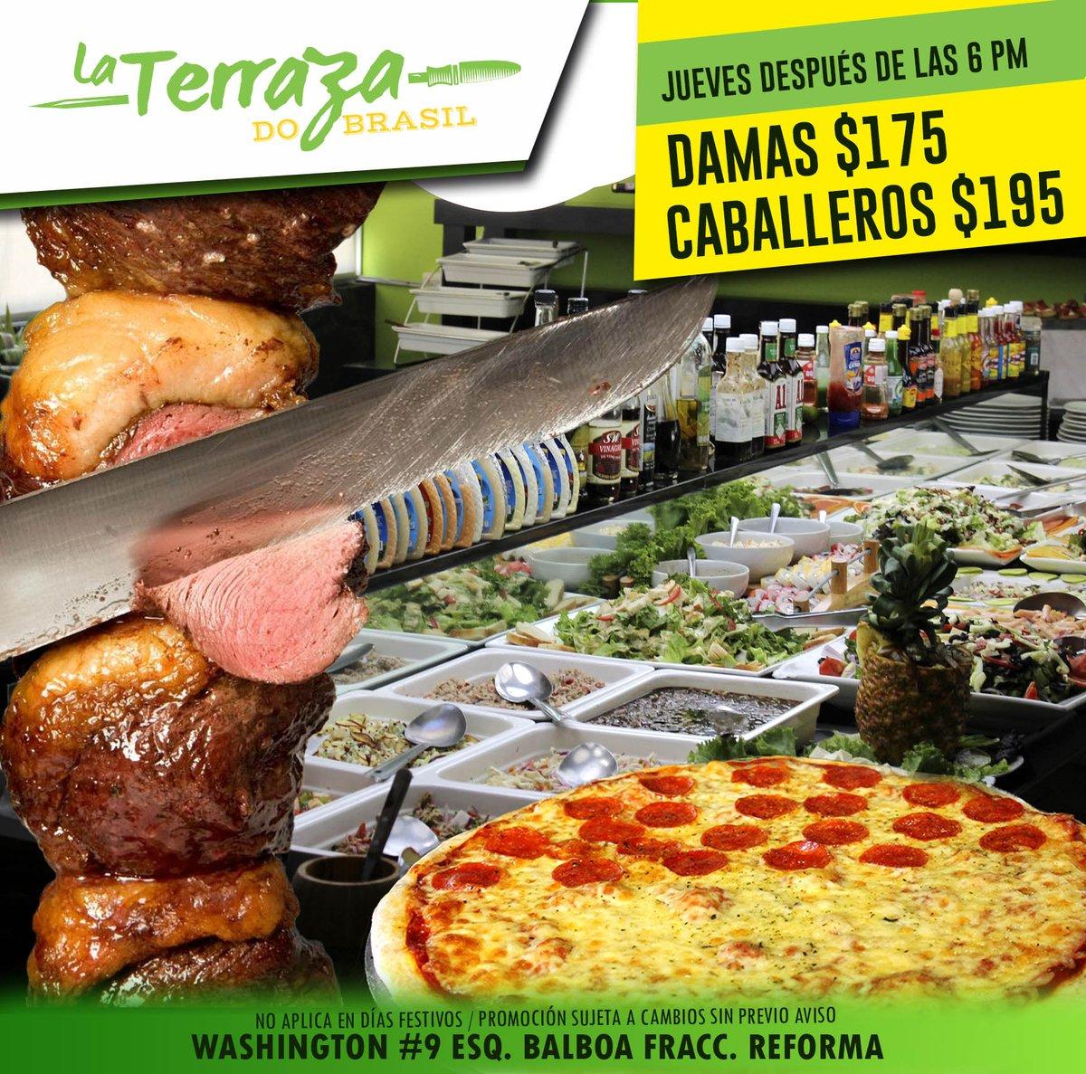 La Terraza Do Brasil On Twitter Buscando Dónde Cenar
