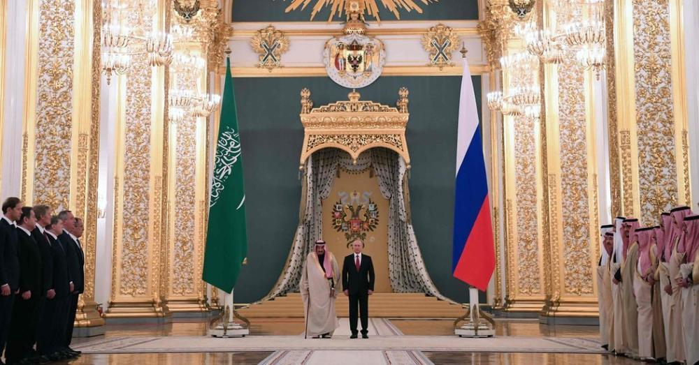 Saudi King #Seeks #Warmer Ties With Russia, a Historic #Foe  http:// nyti.ms/2y35Ad3  &nbsp;  <br>http://pic.twitter.com/KyermKxwV0