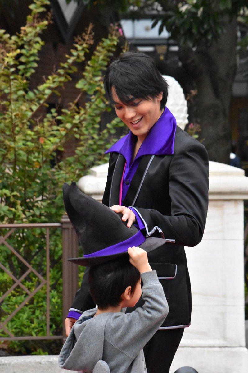 10/6 3回目  リクルーティングした男の子に帽子を被せてあげてたマルフィ😈  #手下 #マルフィ