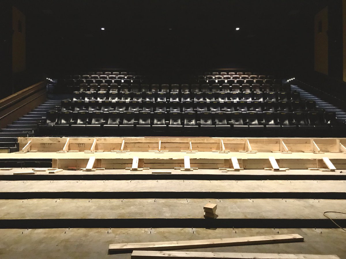 Grand Avenue Theater On Twitter It S Getting Reel We Ve