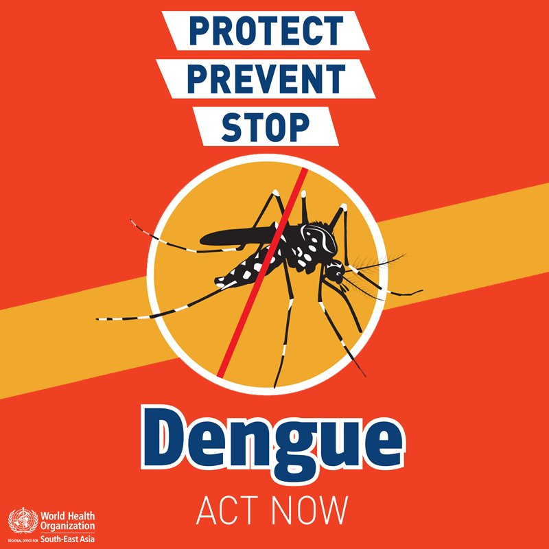 Dengue Fever Infects La Fte De >> Who South East Asia On Twitter Dengue Is A Viral Flu Like Illness