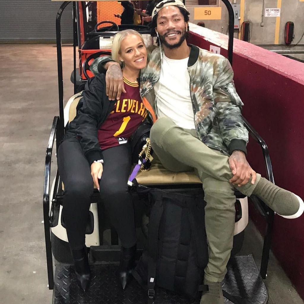 Derrick Rose's Girlfriend
