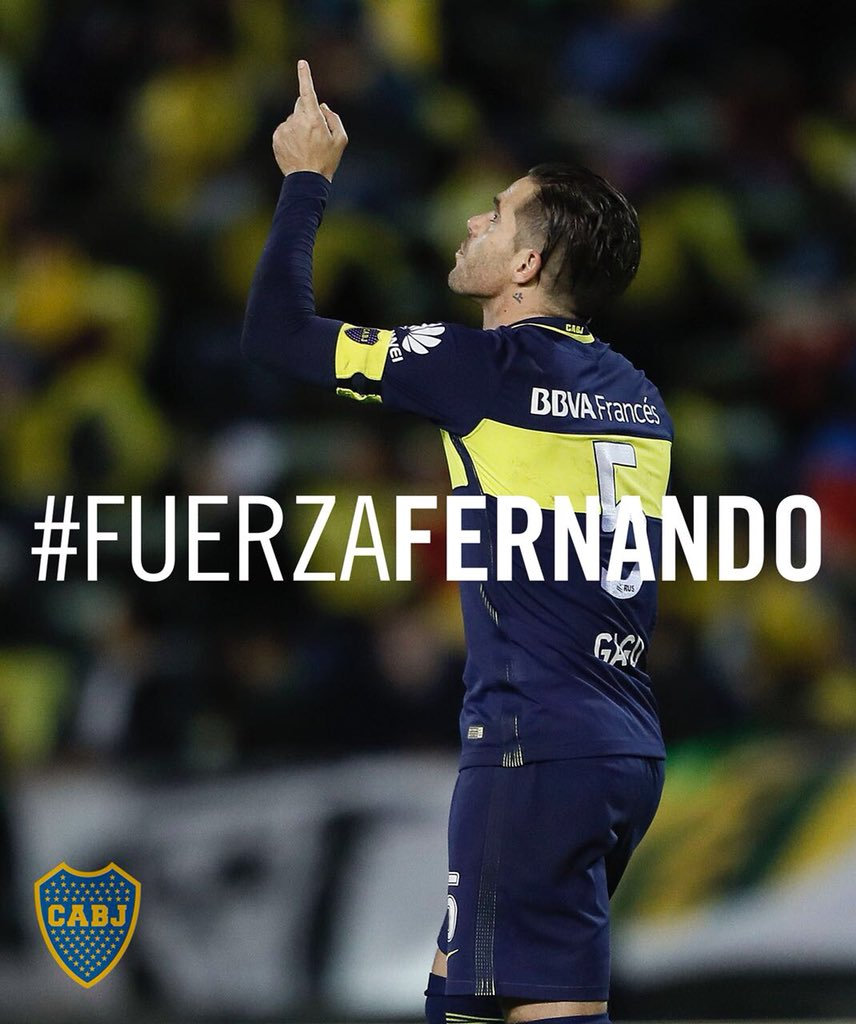 #FuerzaFernando https://t.co/rvLCNHB9XJ