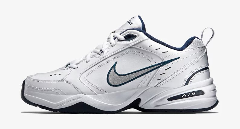 nike air monarch collaborations may soon become a reality 5f4c7944e