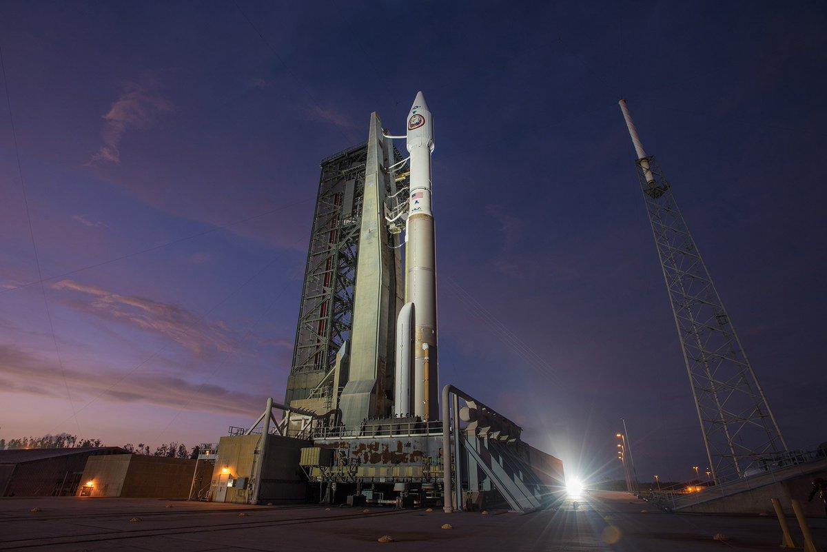 Spaceflight Now On Twitter Fueling Has Started Atlas Centaur