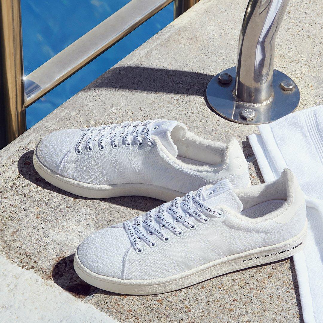 adidas Consortium Sneaker Exchange x United Arrows & Sons +