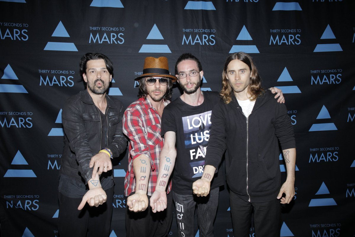 Thirty seconds to mars on twitter the european tour 2018 0 replies 3 retweets 14 likes m4hsunfo