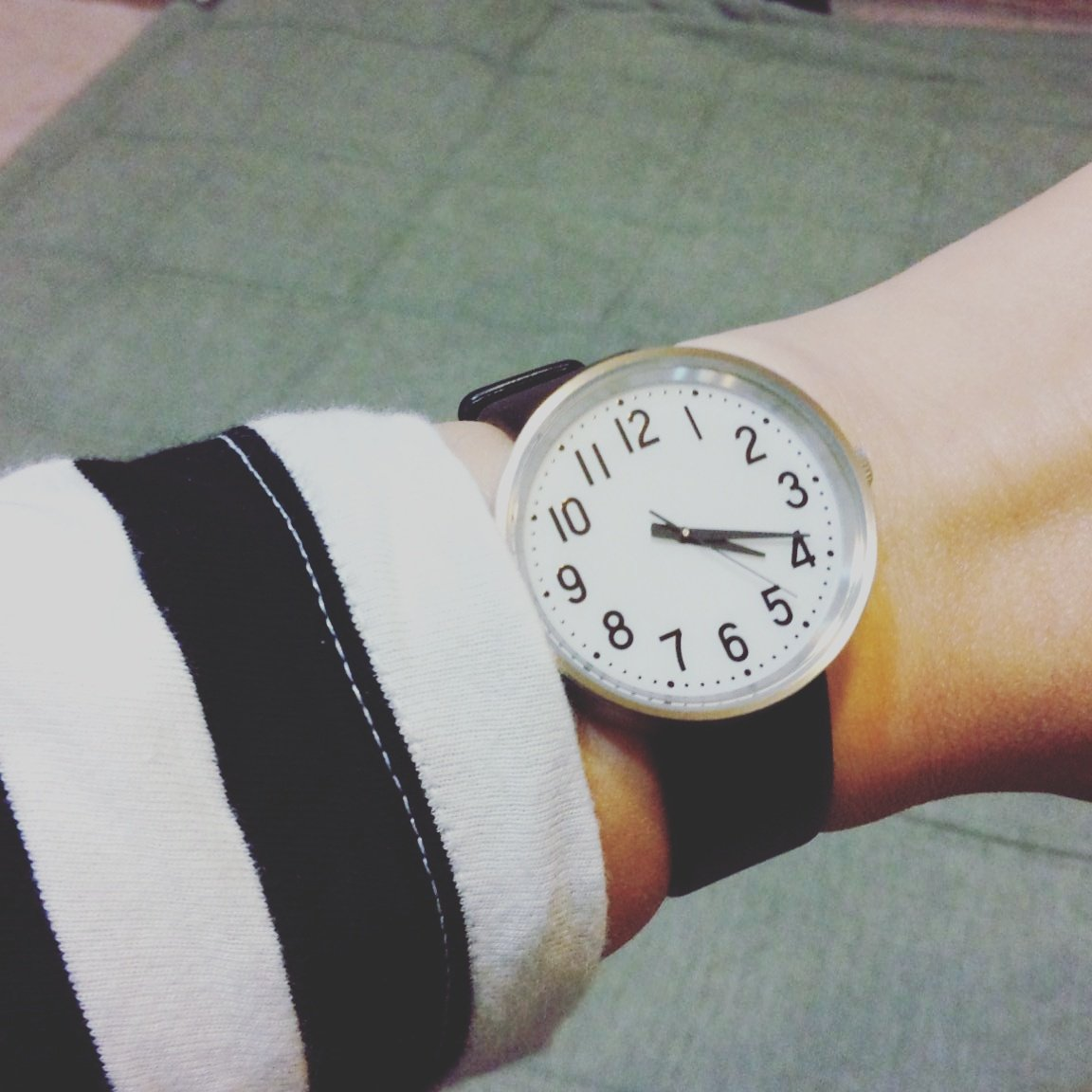 そんなMUJIの腕時計を紹介!