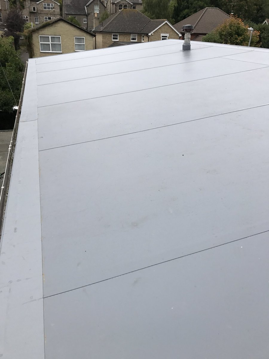 Another successful re-roofing project #singleply  #danosa #earoofing<br>http://pic.twitter.com/6R6TietaA2
