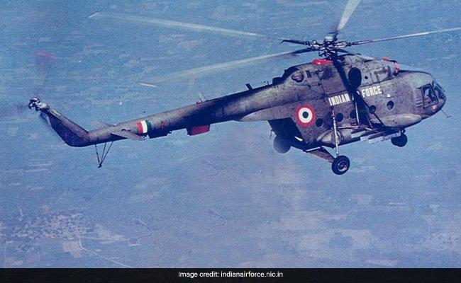 7 dead in Air Force chopper crash near Arunachal Pradesh's Tawang https://t.co/pSdvkUvI9v