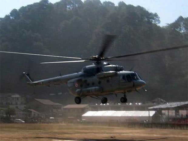 IAF's chopper crashes near Arunachal Pradesh's Tawang, 7 personnel killed https://t.co/7AlztXW5DJ #IAFCHOPPERCRASH
