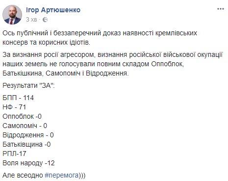 По нашему требованию из законопроекта о реинтеграции Донбасса изъяты все ссылки на Минские договоренности, - Бурбак - Цензор.НЕТ 9090