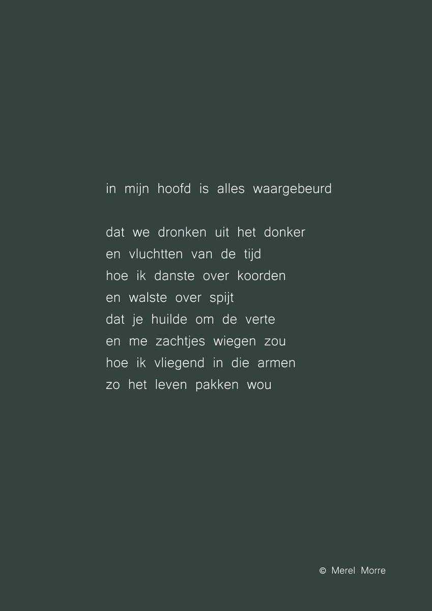 Merel Morre On Twitter Posters Met Gedichten En Weer Een