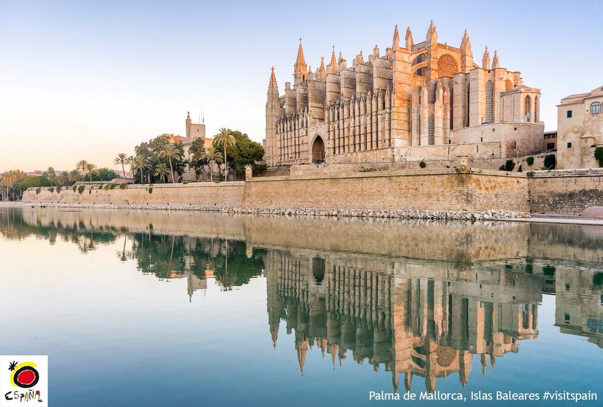 Vous allez à #Palma de Majorque ? Voici...