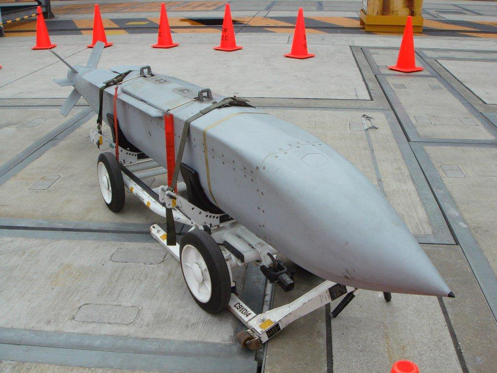 البنتاغون: الدوحة طلبت شراء 200 صاروخ AGM-154 Block C JSOW  DLc_xV_VoAAIcJn