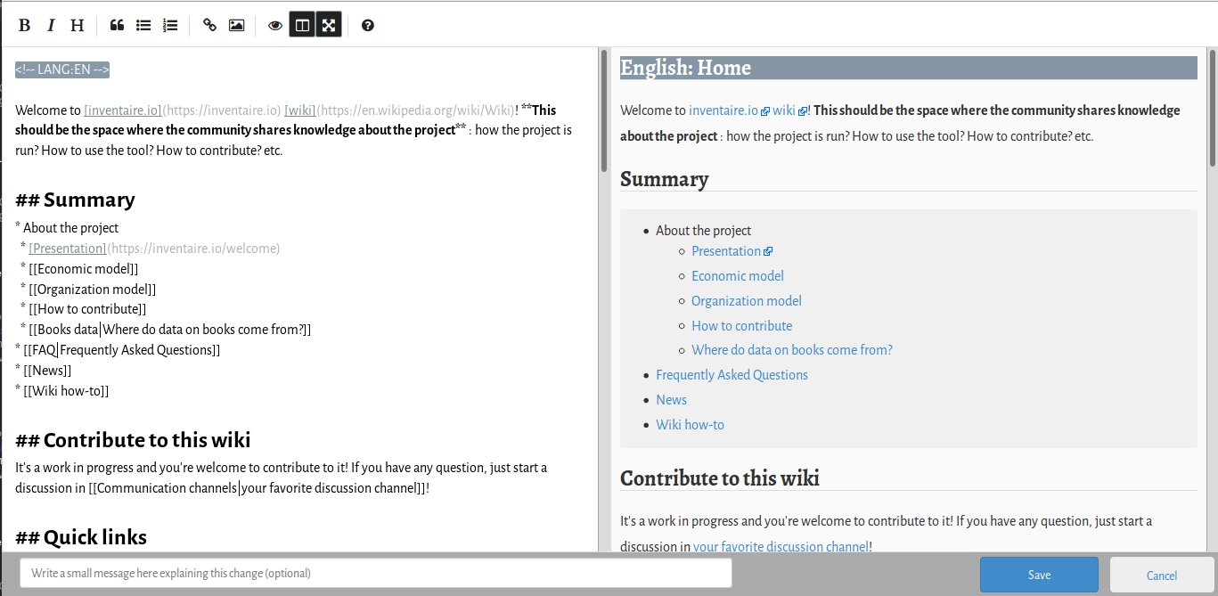 new editor screenshot