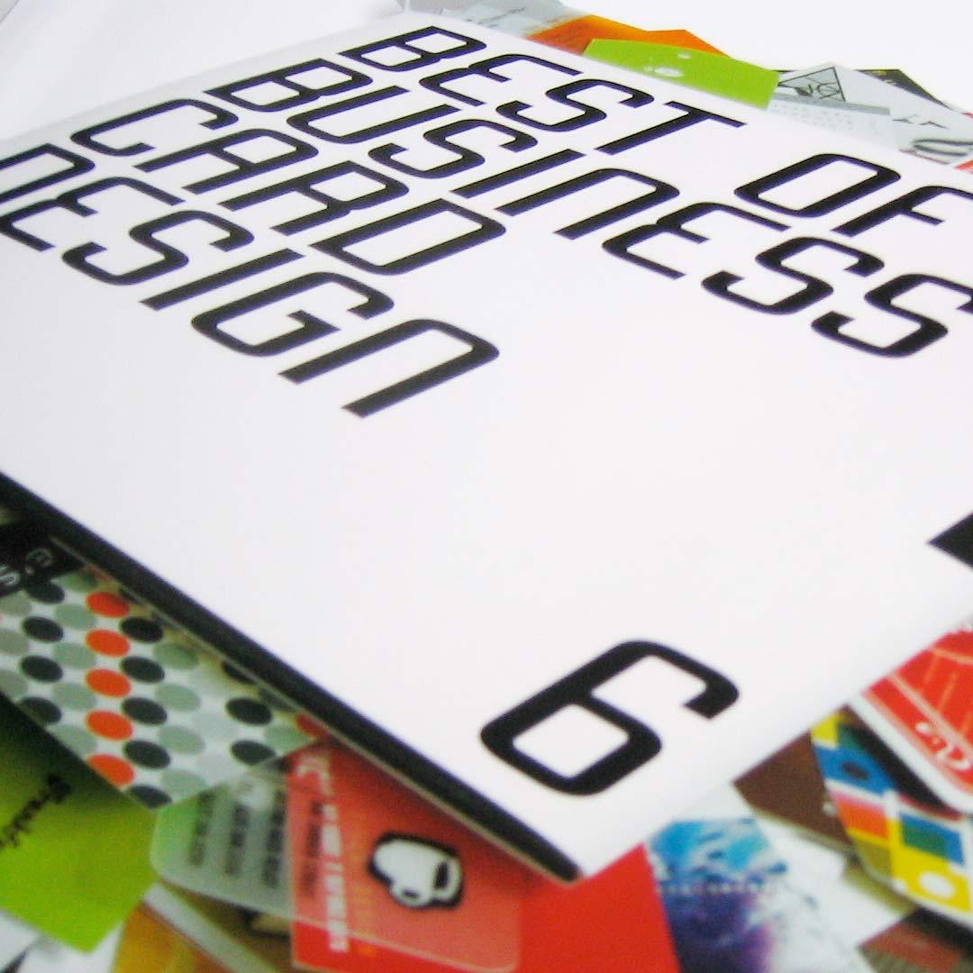"""WOW! Veröffentlichung in """"Best of Business Card Design 6"""" #Werbeagentur #Nürnberg #CorporateDesign #Logoentwicklung #Designagentur"""