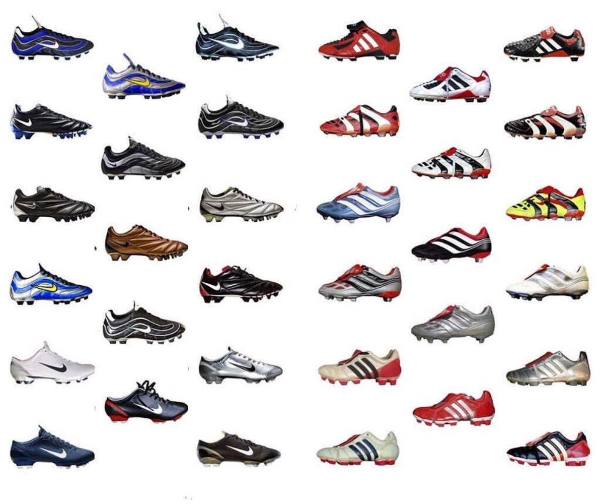 bfd3d3c6f ... wholesale one touch football on twitter old school adidas predators or  nike mecurials nike mecurial nikefootball