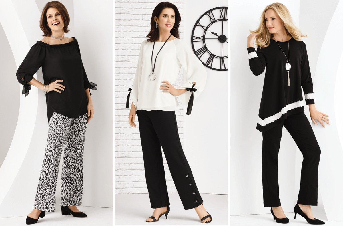 Black, white, #fab all over...#stylish pairings for #Fall &amp; beyond! Shop THE LOOK:  http:// bit.ly/GetLoveLive  &nbsp;     #getit #loveit #liveit #thelook <br>http://pic.twitter.com/17ZbHrwufc