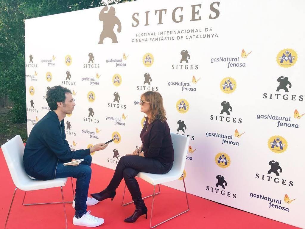 Listening & Learning @sitgesfestival. https://t.co/zaqm9dGU57 https://t.co/jLeJwtFo7S