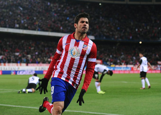 Diego Costa\s record for Atletico Madrid in all competitions:  135 games 64 goals  Happy birthday.