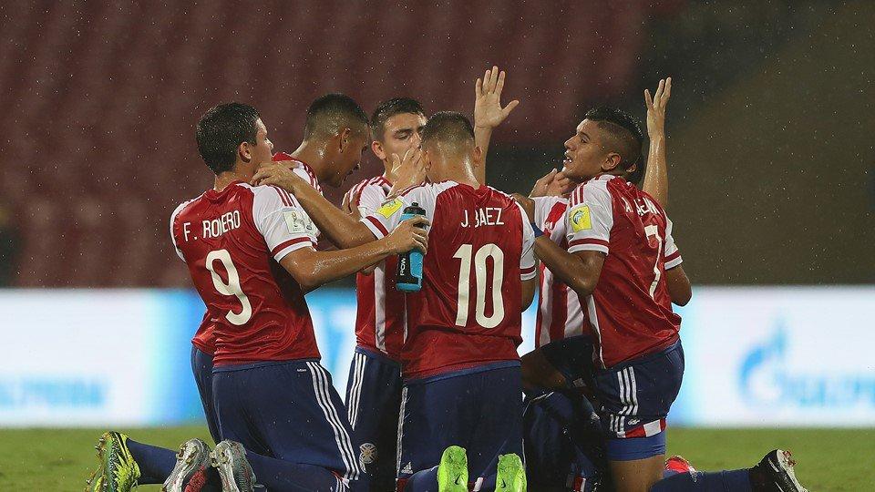 Indian Football Team U S Soccer Ynt Seleccion Paraguaya And Femafoot