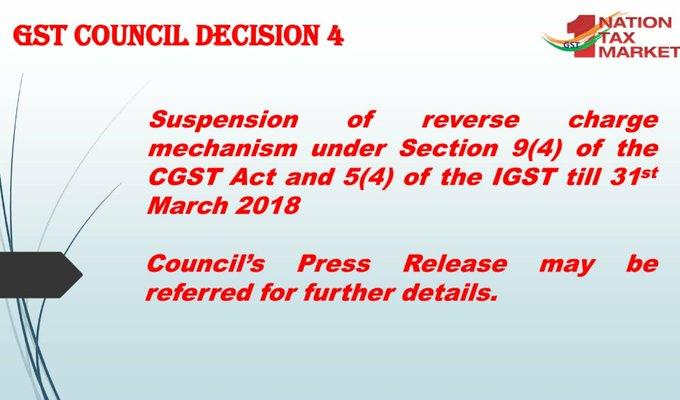 GST Council Decision 4