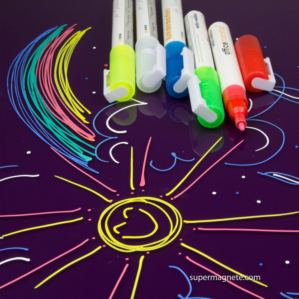 These #chalk #markers will be the perfect #accessory for your #magnetic #glassboard. #supermagnete #chalkmarker  https:// sumag.net/chalkmarker-i01  &nbsp;  <br>http://pic.twitter.com/dYOzx7A5Pl