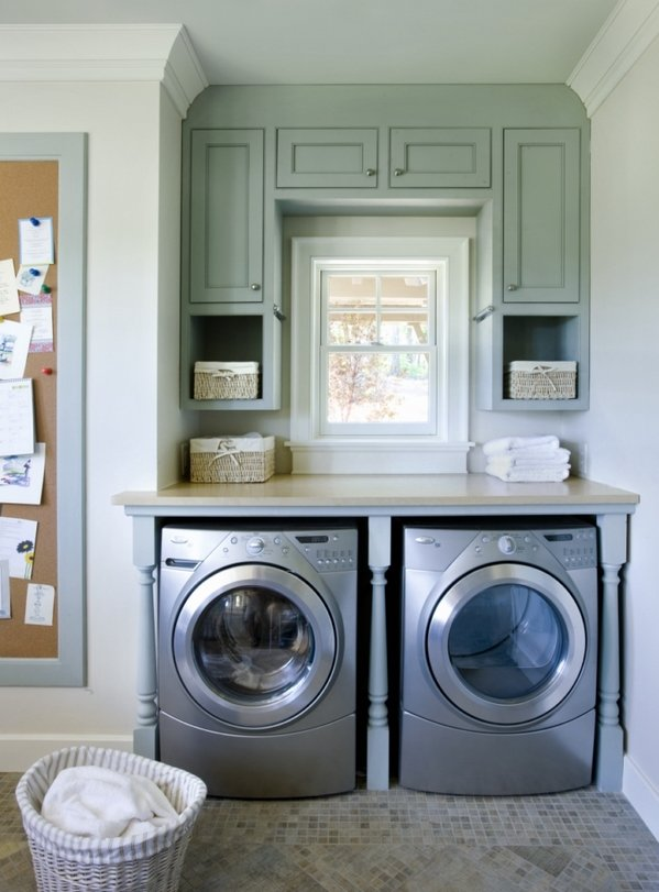 modern laundry room images - 723×1024