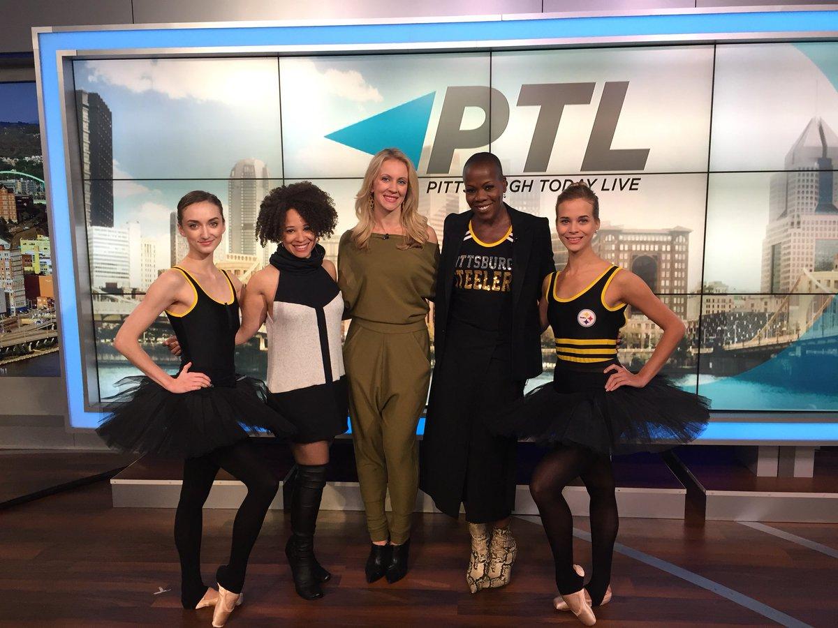 Pittsburgh Steelers Fashion Show