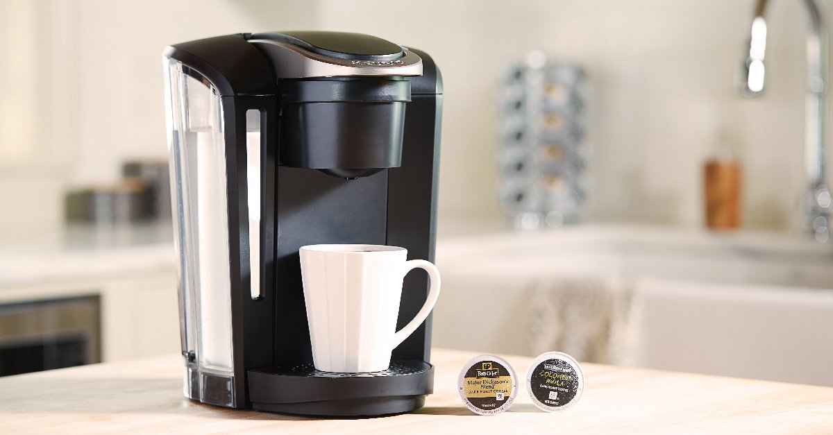 Keurig On Twitter The NEW Keurig K Select Coffeemaker Features A