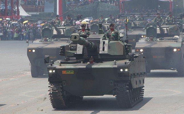 تركيا تكشف عن الدبابه Kaplan MT لأول مرة خلال معرض إسطنبول للصناعات الدفاعية - صفحة 2 DLdVYVsX4AAFgjx