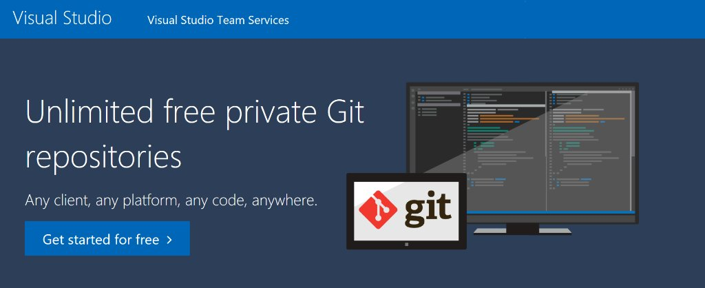 free private git repository