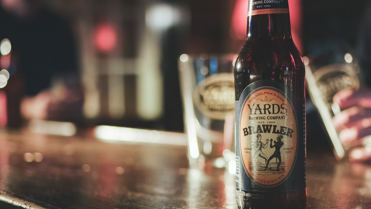 Time to clock out and knock one back. #YARDS #Brawler #BrewUntoOthers<br>http://pic.twitter.com/aBWgUgot60