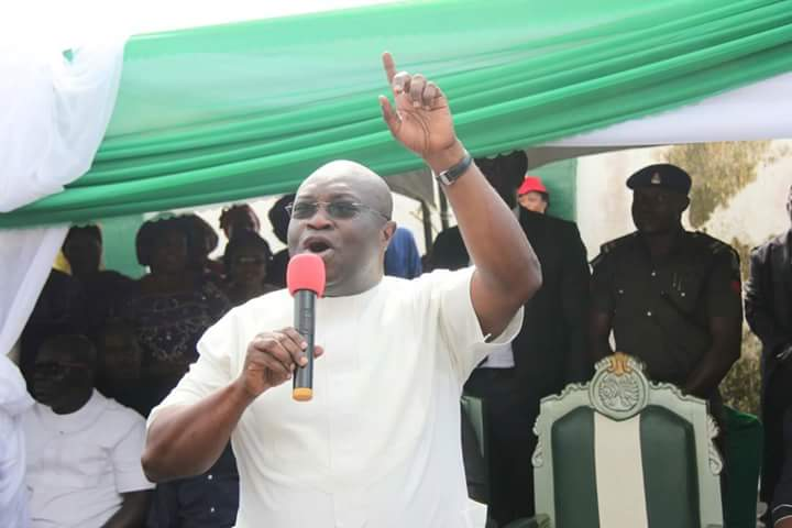 "Ikpeazu accused soldiers of ""subjecting members of the civil populace in the state to corporal punishments, extortion of money for no just cause""."