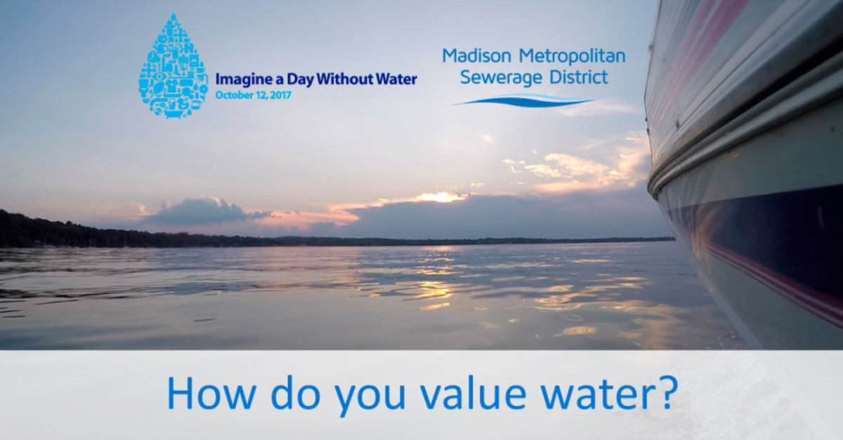 Wi Salt Wise On Twitter What Does Water Mean To You Submit A
