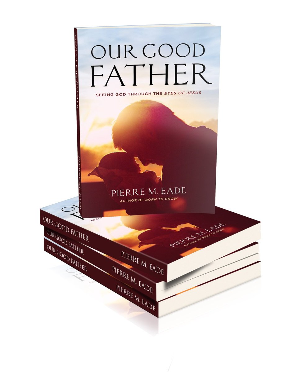 #OCT06 #BOOKOFTHEDAY  OUR GOOD FATHER by @PierreEade  #Christian #Inspirational   http://www. ourgoodfather.com  &nbsp;   Buy  http:// amzn.to/2x0eTKw  &nbsp;    #BOTD<br>http://pic.twitter.com/TWomPdOg2P