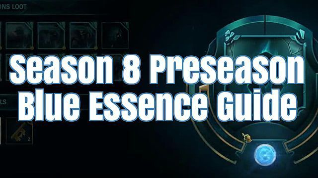 how to get blue essence