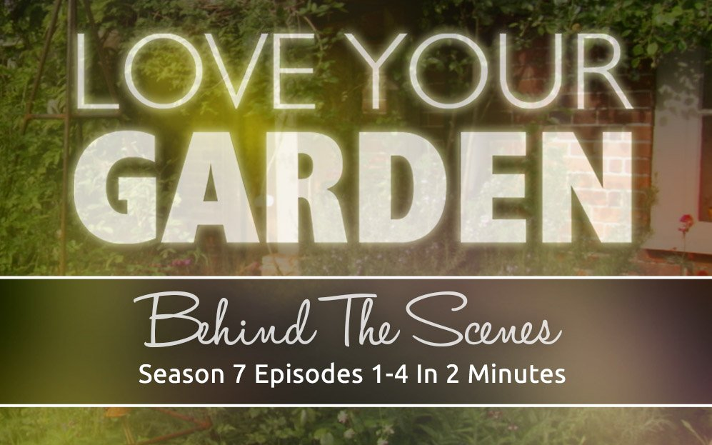 Watch behind scenes videos and see the finished gardens from season 7 episodes 1-4 of #LoveYourGarden  https:// youtu.be/c8Q4ZgwAY5c  &nbsp;  <br>http://pic.twitter.com/M84XNPExx0