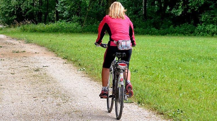 Average cyclist