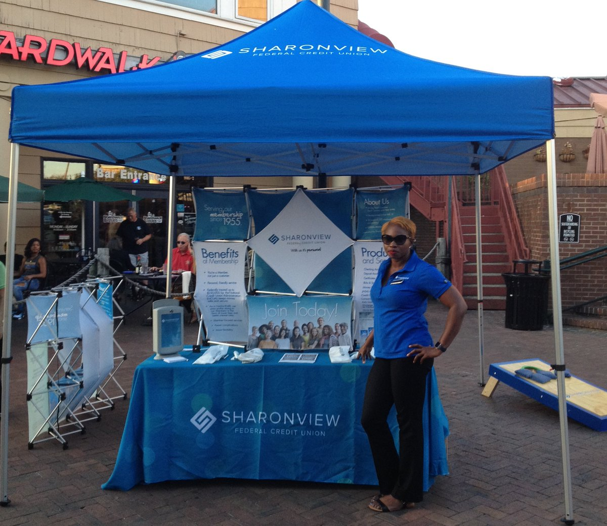 Sharonview Credit Union >> Sharonview Fcu On Twitter Ayanna From The University