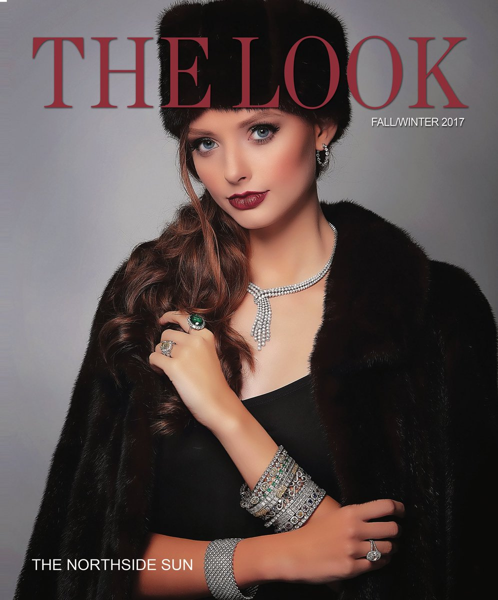 It&#39;s hot right now but there&#39;s some serious ICE in the forecast! #TheLook, on stands and online now!  http:// northsidesun.com/special-sectio ns &nbsp; … <br>http://pic.twitter.com/DQIOYXi3JH