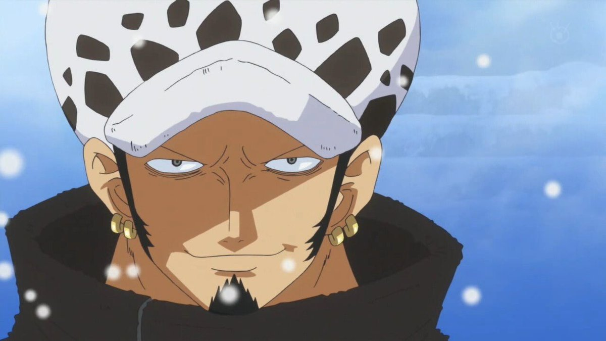 One Piece Center On Twitter Happy Birthday To The Surgeon Of Death Trafalgar Law Onepiece
