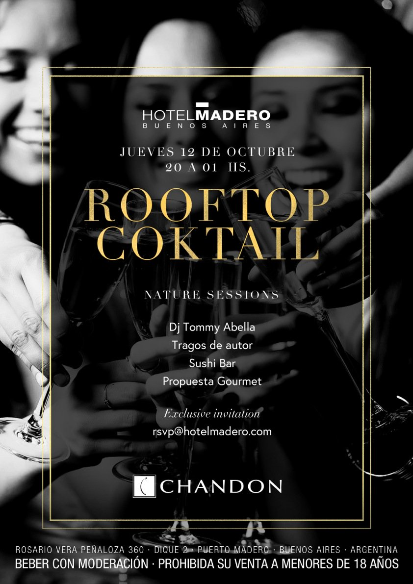 Hotel Madero On Twitter Save The Date 12 10 Nature